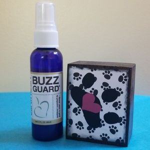 Earth Heart Buzz Guard for Dogs 🐕